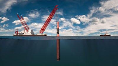 3D presents marine engineering job