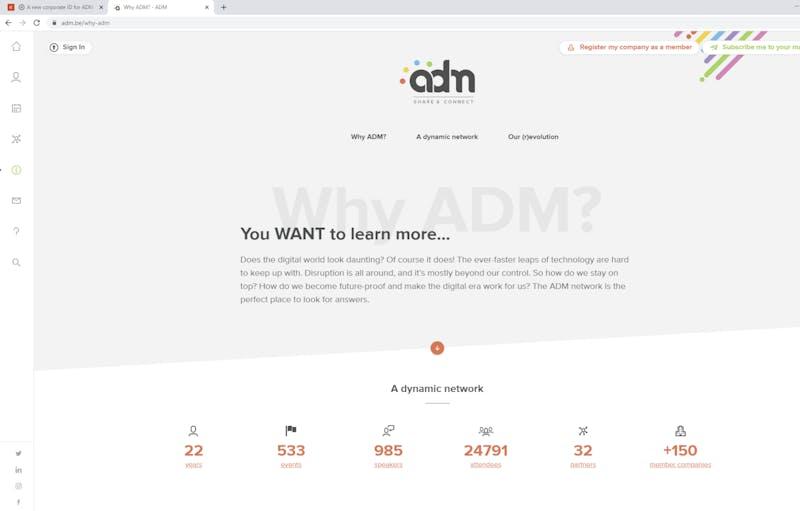ADM website G2