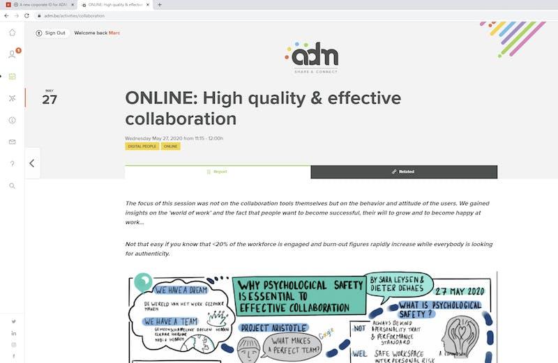 ADM website G3