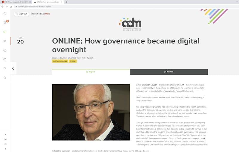 ADM website G4