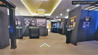 Coins museum virtual tour