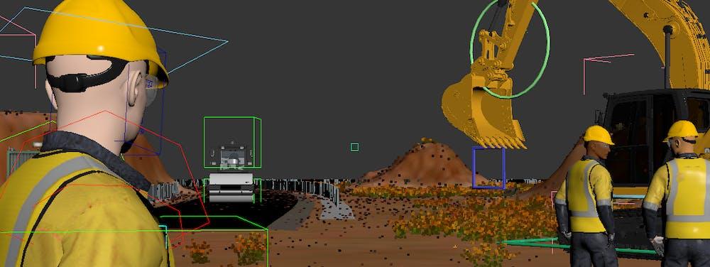 Caterpillar connectivity creation G3