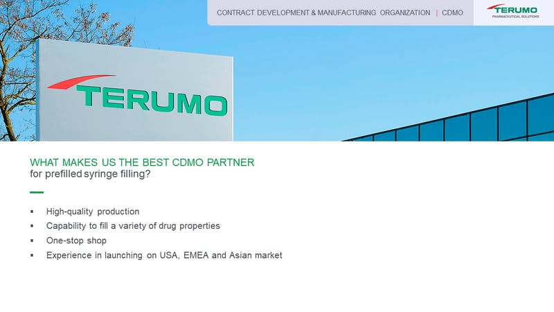 Terumo CDMO Slide3
