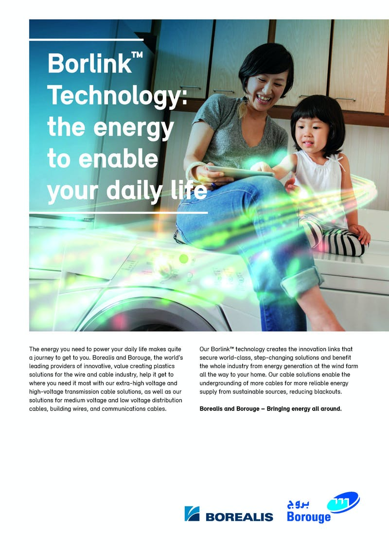 Borealis energetic print ads G1