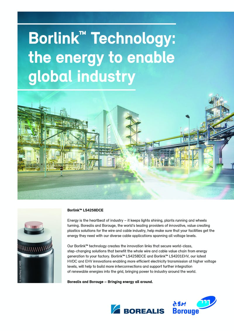 Borealis energetic print ads G2