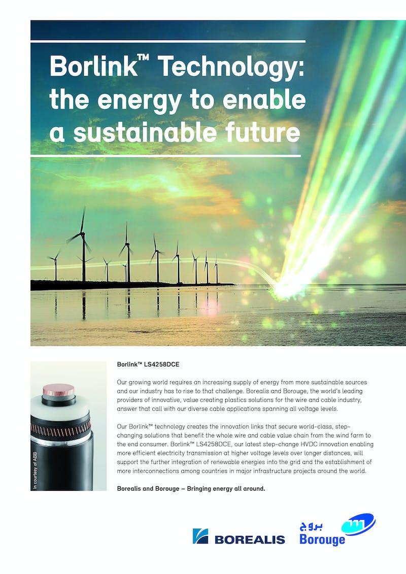 Borealis energetic print ads G3