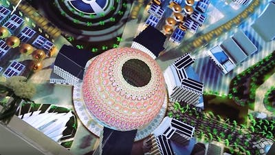 Global interest for Expo 2020 at ATM