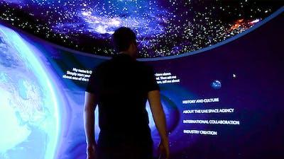 Abondance interactive dans l'espace