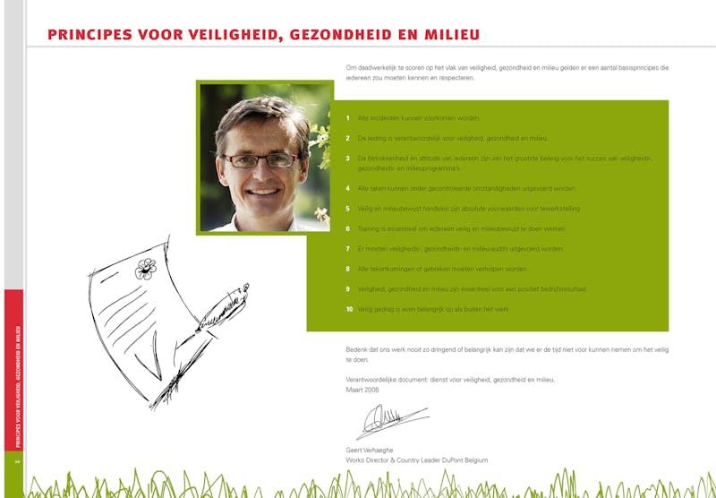 DuPont environmental report G3