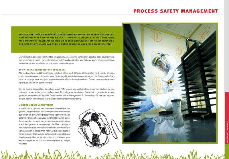 DuPont environmental report G4