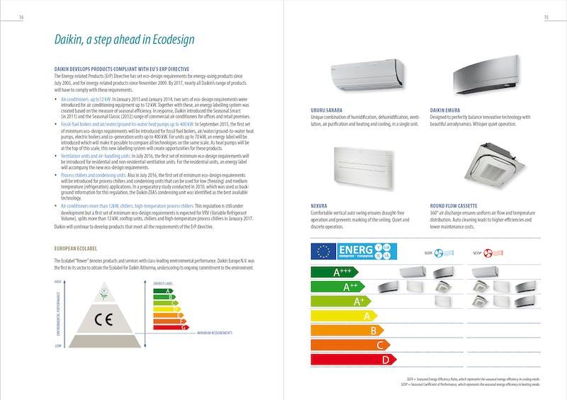 Daikin environmental report G3
