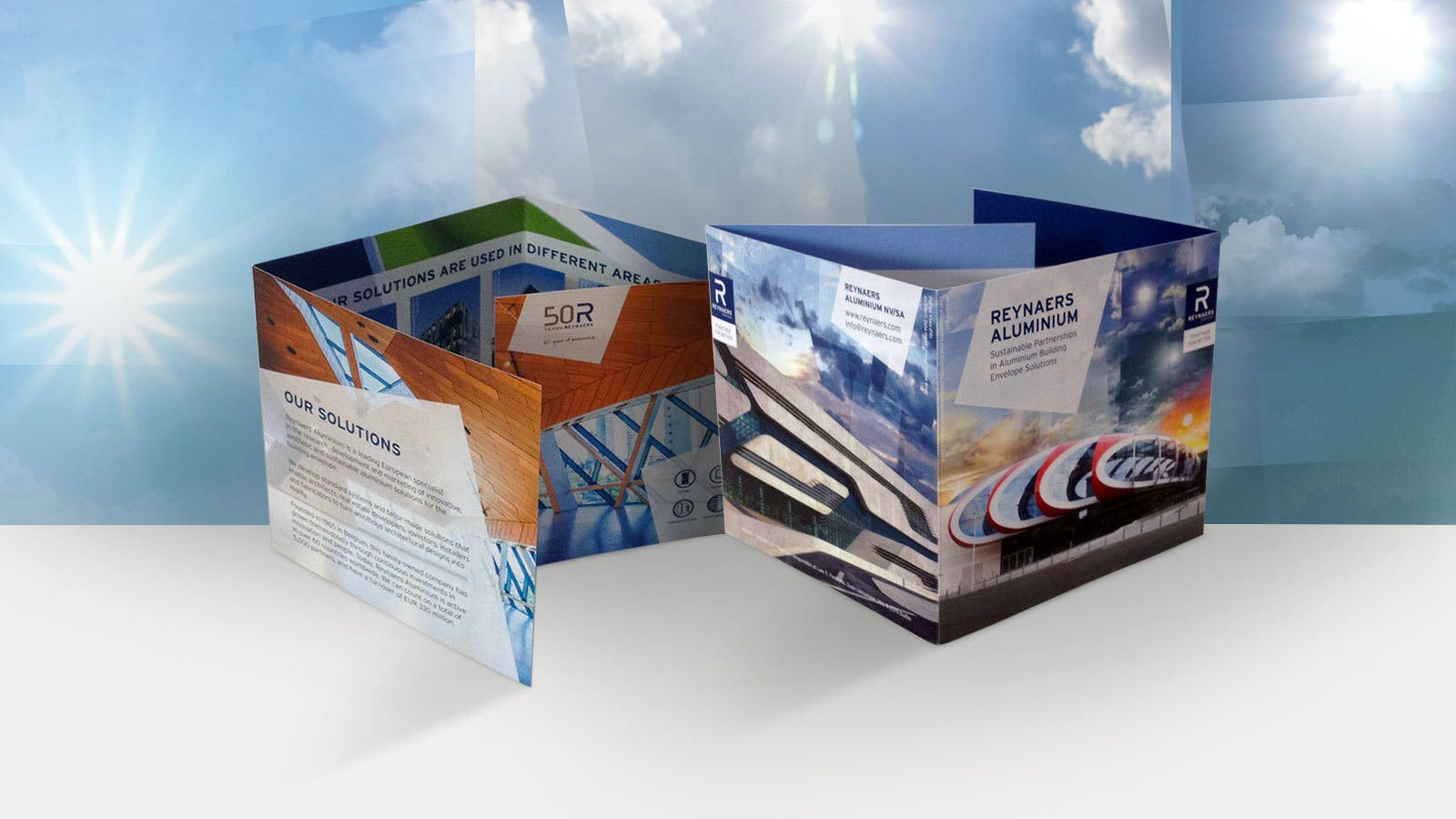 755 reynaers aluminium ppt and concise brochure big5