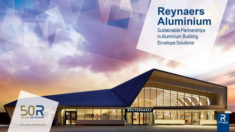 Reynaers corporate PPT G1