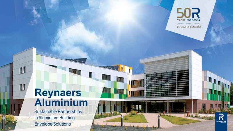 Reynaers corporate PPT G2