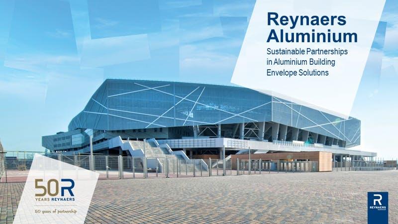 Reynaers corporate PPT G3