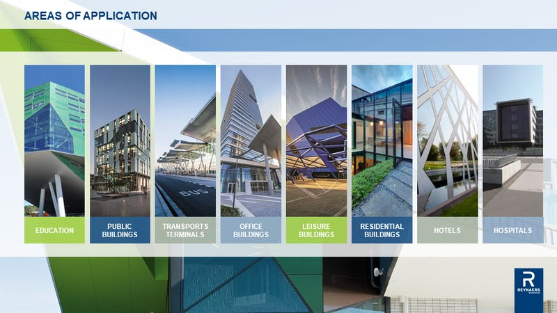 Reynaers corporate PPT G5
