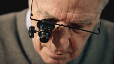 Video reflects passion for eyesight
