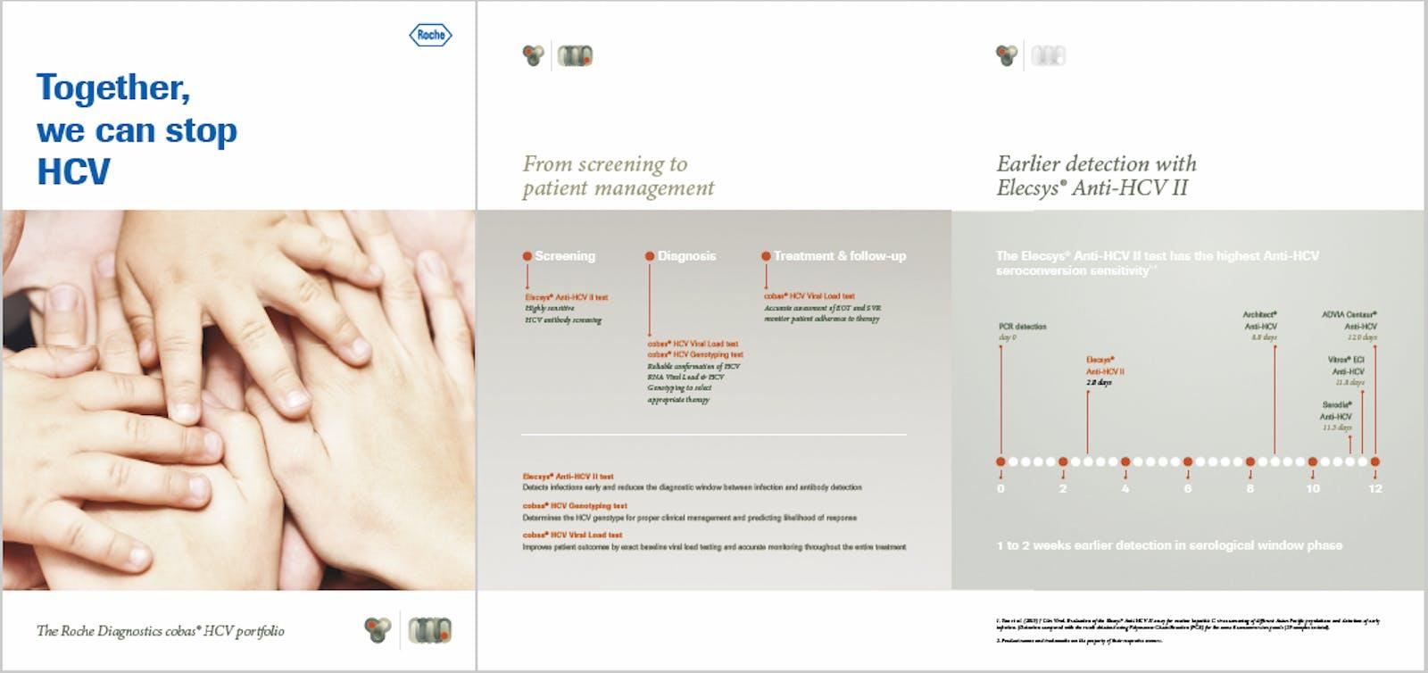 Roche diagnostics HCV