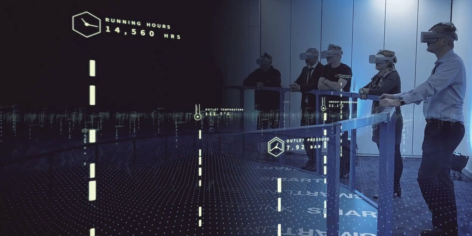 Voyage en VR dans l'Internet des objets
