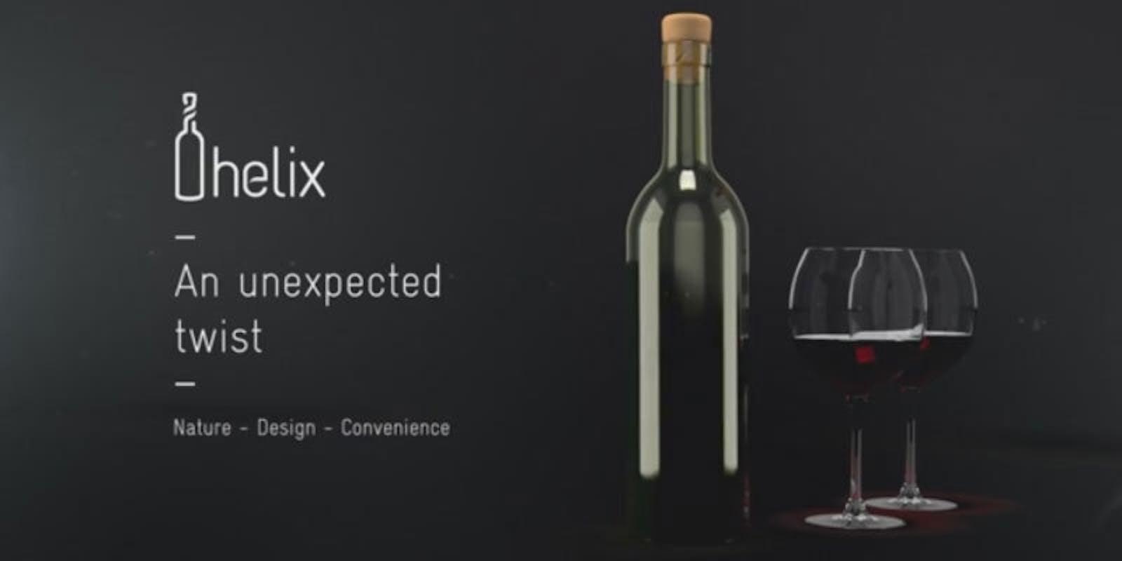 O-I award for Helix campaign