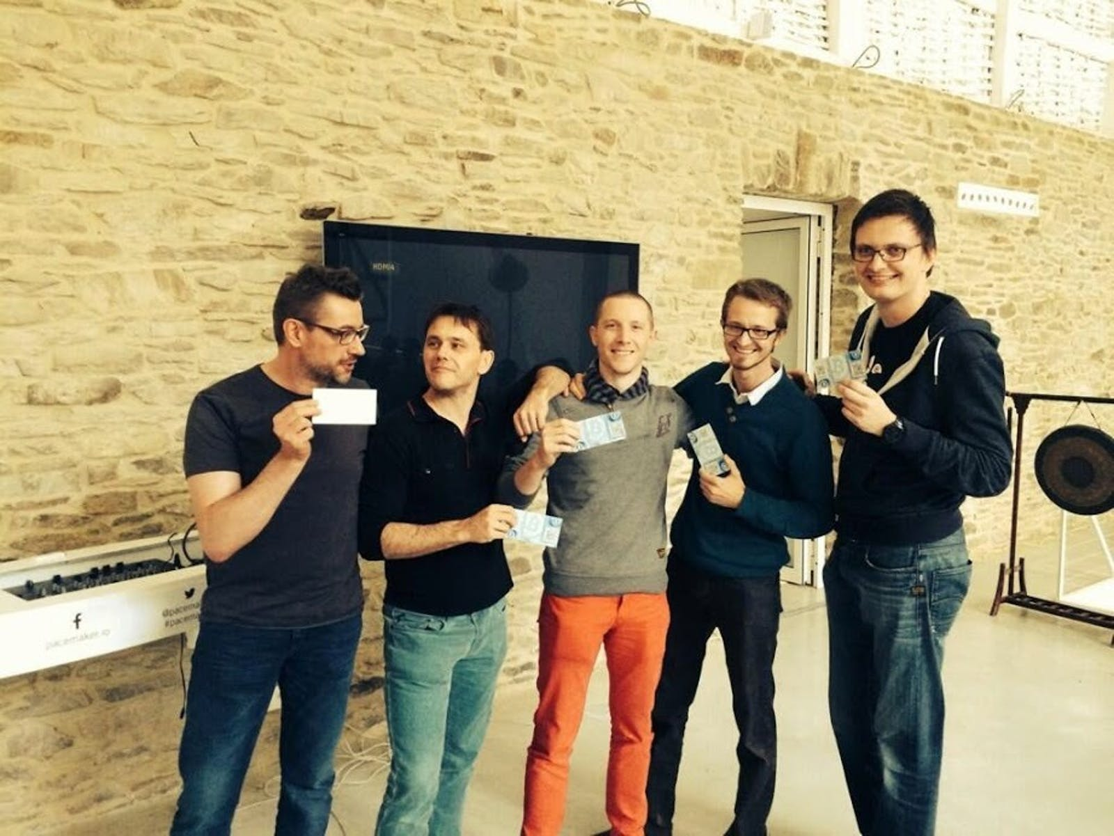 Team wins PaceMaker hackaton