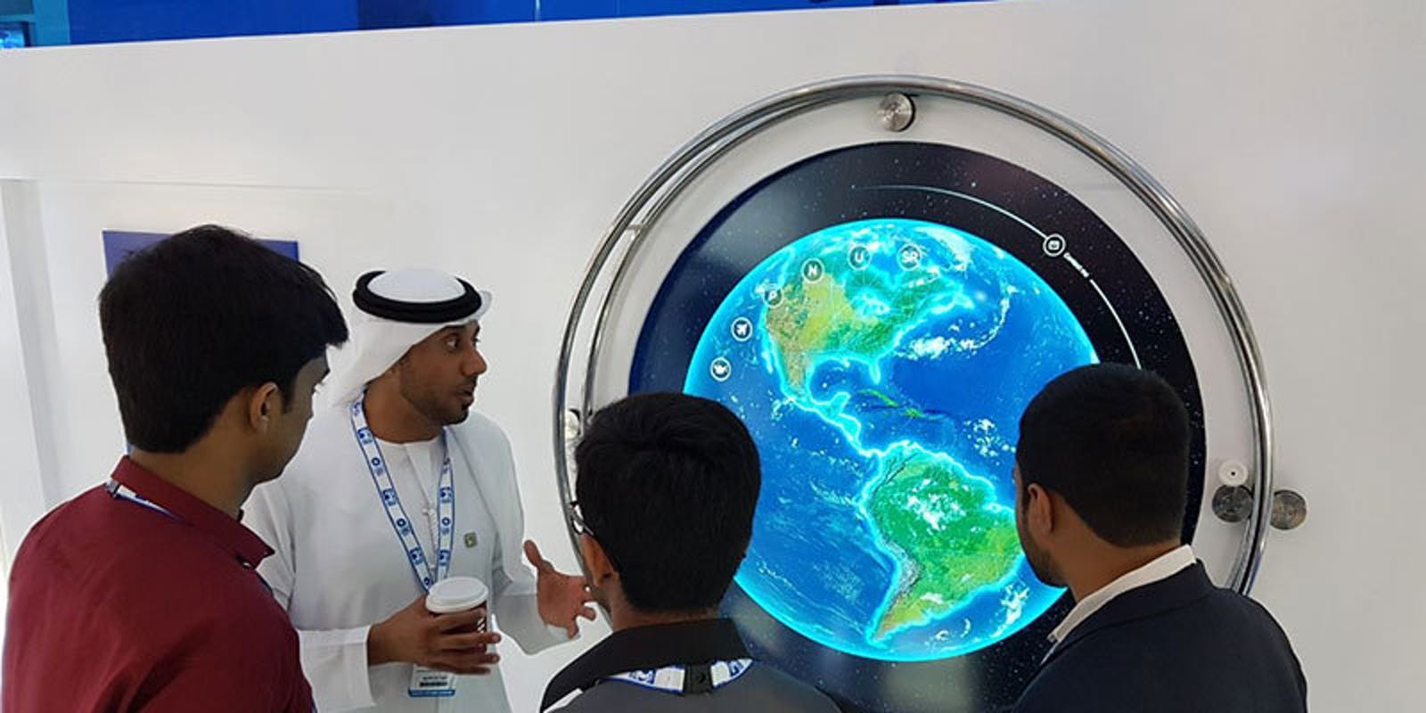 Adnoc at ADIPEC 2017