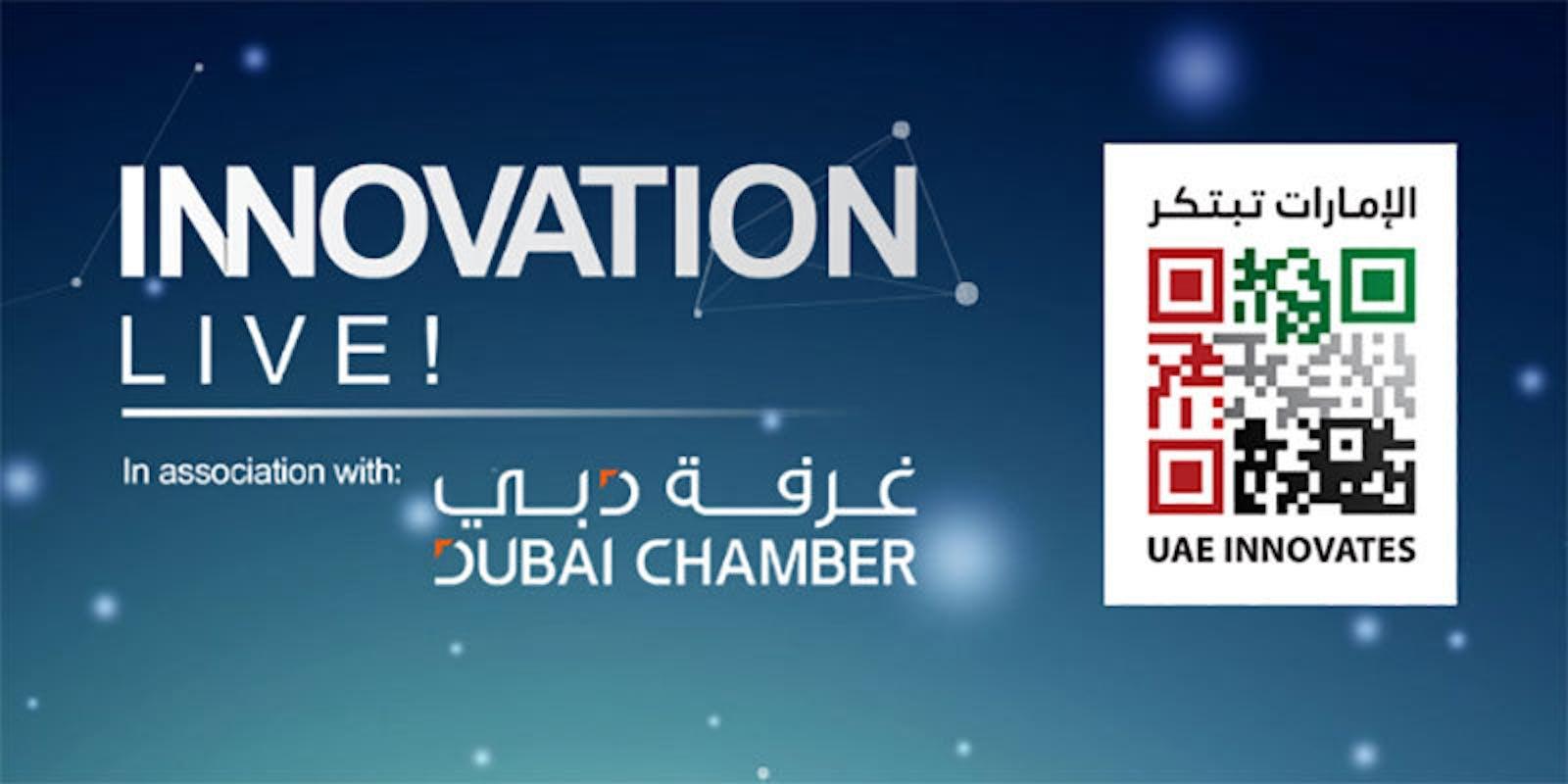 Official partner at Innovation Live